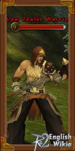 LowZealot Warrior
