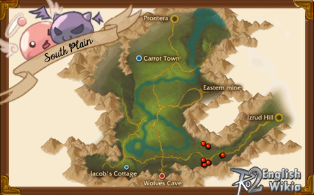 Pecoracer Map