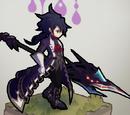 1405 Cain, Dark Chevalier