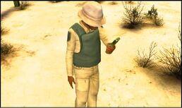 EOH desert troop