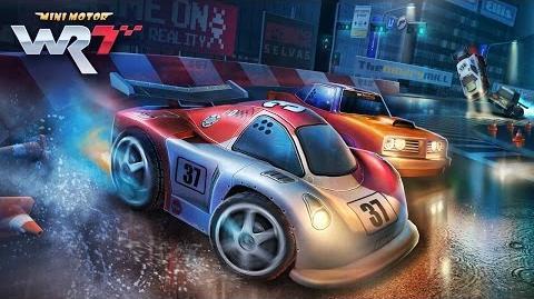 Mini Motor Racing WRT - Official Trailer