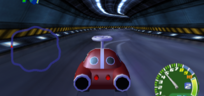 Tunnel Race