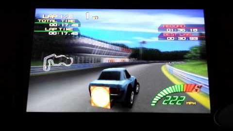 Gadget Racers Penny Racers (PS2) Parts Regulation