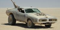 "Dodge Charger 1971 ""Caltrop no.1"""