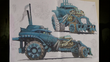 Gigahorse concept 2001