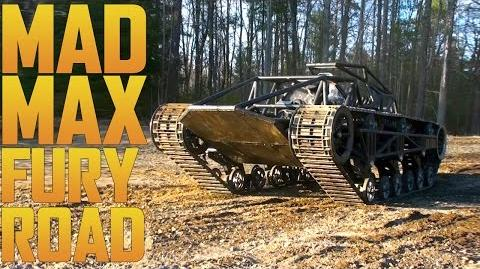 The Peacemaker Brothers Create Vehicle For 'Mad Max Fury Road'