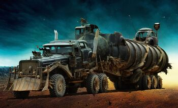 Fury Road WarRig 001