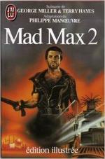 Mad max 2 novelisation french