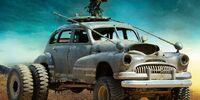"""Buick Special 4-door Sedan 1948 """"Buick"""" aka """"Polecat no.7"""""""