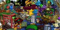 Agent Titanium's Wealthy Hideout