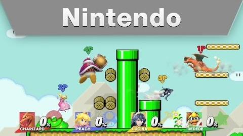 Super Smash Bros. for Wii U and Nintendo 3DS - Super Mario Maker Stage Incoming!