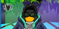 Agent Black Puffle's Music Giveaway
