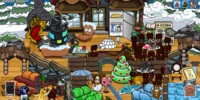 Agent R's Mansion
