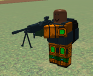 Gusmanaks Armor