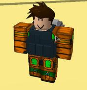 Gusmanak's Armor