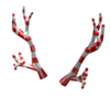 Candy Cane Antlers