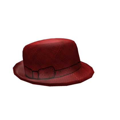 File:Red Illusion Fedora.png