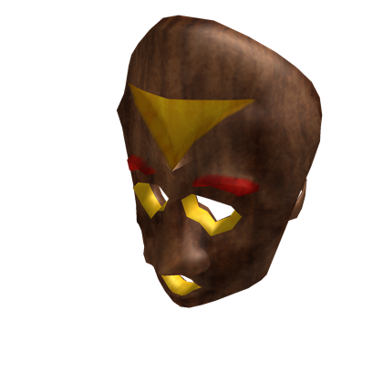 File:Tribal Mask.png