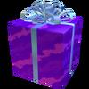 Opened Azure Gift of Builder