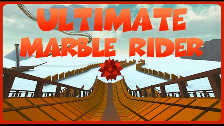 Community Asimo3089 Ultimate Marble Rider Roblox Wikia