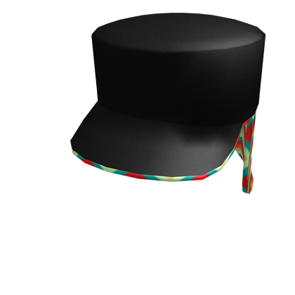 File:Patterned Painter's Hat.png