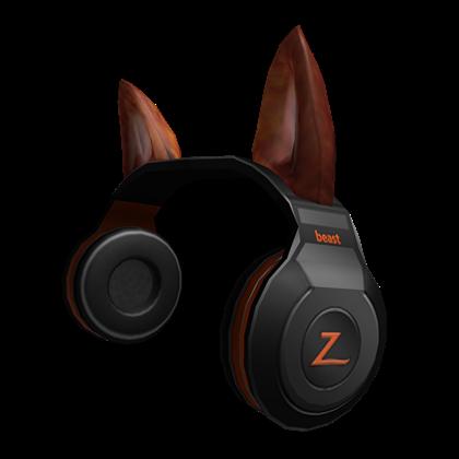Catalog:Beast Headphones | ROBLOX Wikia | FANDOM powered ...