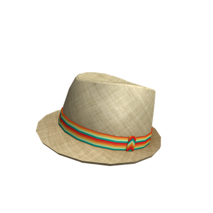 File:Rainbow Band Fedora.png