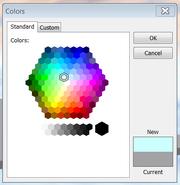 Colormenu