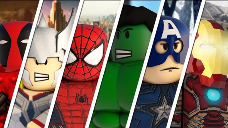 Becoming A Superhero In Roblox - Superhero Simulator Roblox