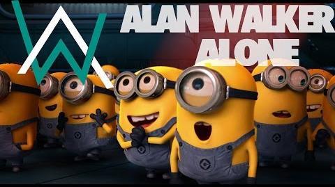 Alan Walker - Alone (Minions Version) Short Film