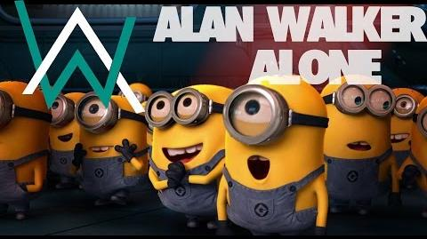 Alan Walker - Alone (Minions Version) Short Film
