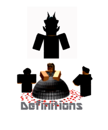 Definitions Poster