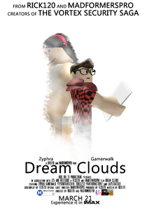 Dream Clouds Main poster
