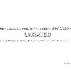 Trailer card (Unrated) for U ratings