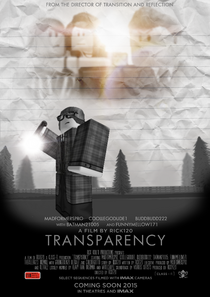 Transparency Final Theatrical Poster