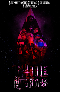 Time Heroes Poster
