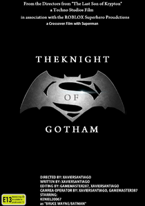 The Knight of Gotham Movie Poster