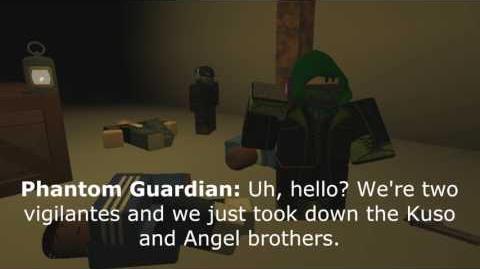 Squad 41 Origins- Voxen -2017 Short Film-