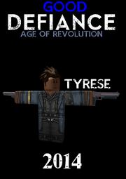 TyreseCharacterPoster