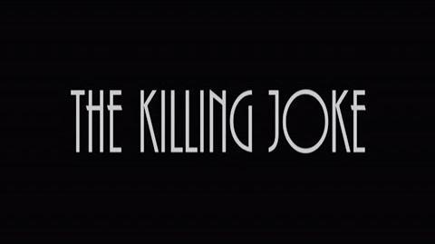 The Killing Joke (2012 Short)