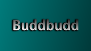 Buddbudd logo