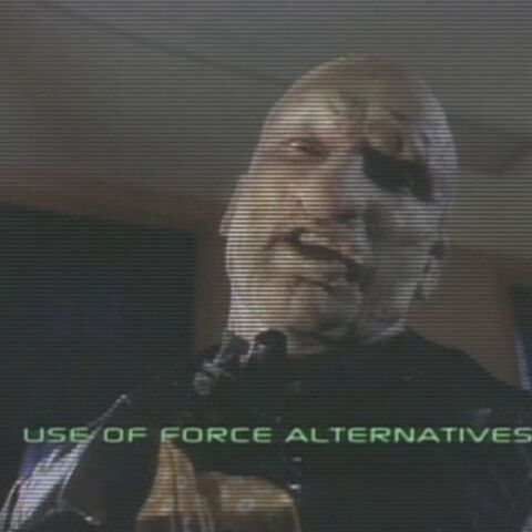 Use of Force Alternatives_