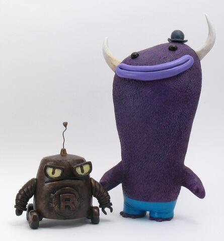 File:Monster and robot.jpg