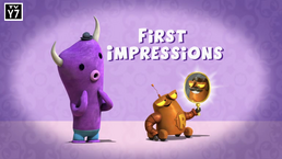 Firstimpressions titlecard
