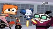 Robotboy Deb Turnbull