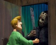 Shaggy meets Jason