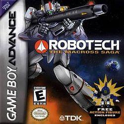 Robotech The Macross Saga Cover