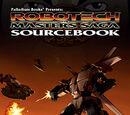 Robotech: The Masters Saga Sourcebook