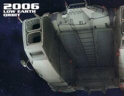 Armor-1 low earth orbit