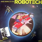 Robotech tm soundtrack